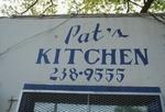 Pat's Kitchen