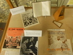 Sheet Music Exhibit Case