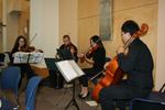 String Quartet at the Reception 2
