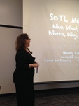 Nancy Chick Presents SoTL Matters