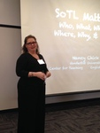 Nancy Chick Presents SoTL Matters