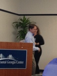 Introducing Nancy Chick as the Keynote Speaker