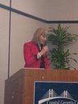 Diana Sturges Introduces the Keynote Speaker