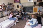 GSU Student Life, Dorms, Slide #10 by Frank Fortune