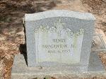 Henry Brogenton Jr. by Lakia Hillard