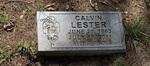 Calvin Lester by Lakia Hillard