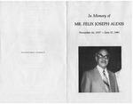 Felix Joseph Alexis