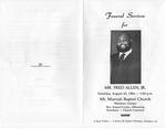 Fred Allen Jr.