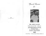 Leroy Allen