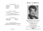 Margaret Jo Turner Arney