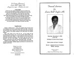 Laura Bell Taylor Ali