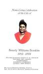 Beverly Williams Brookins