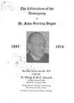 Dr. John Sterling Bryan