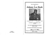 Johnny Lee Bush