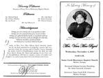 Vera Mae Byrd