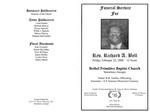 Rev. Richard A. Bell