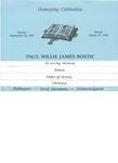 Willie James Bostic