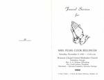 Pearl Cook Bellinger