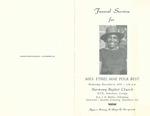 Ethel Mae Polk Best