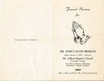 John Calvin Brinson