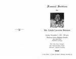 Linda Laverne Brinson