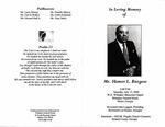 Homer L. Burgess