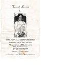 Ada Mae Childers Byrd