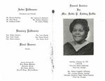 Mrs. Hattie P. Redding Ruffin