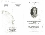 Mrs. Aletha Curry Royals-Williams