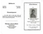 Mr. William Earl Roberson